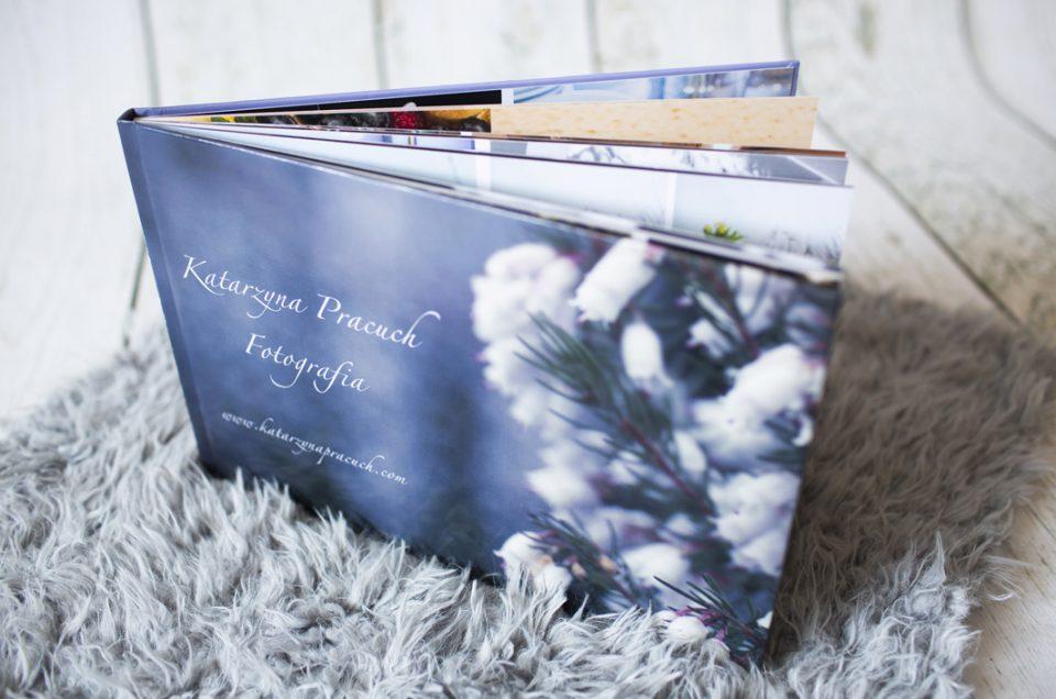 Portfolio fotograficzne – fotoksiążka od Saal Digital