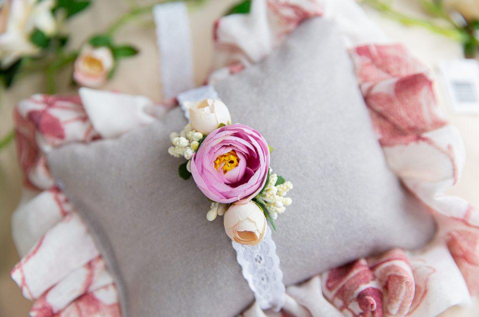 Kwiatowa Laurka – sesja produktowa, przedmioty do sesji foto