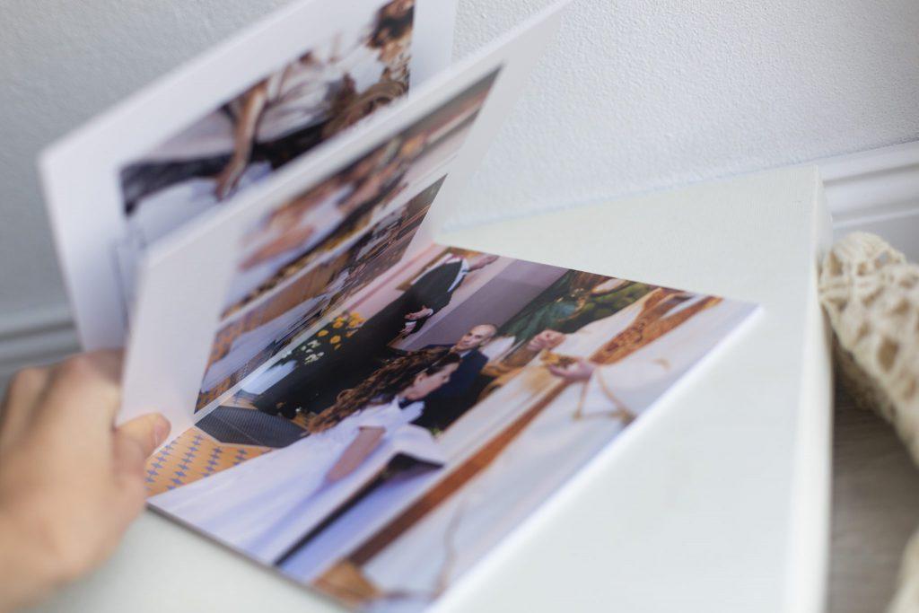 Fotograf na komunię - album