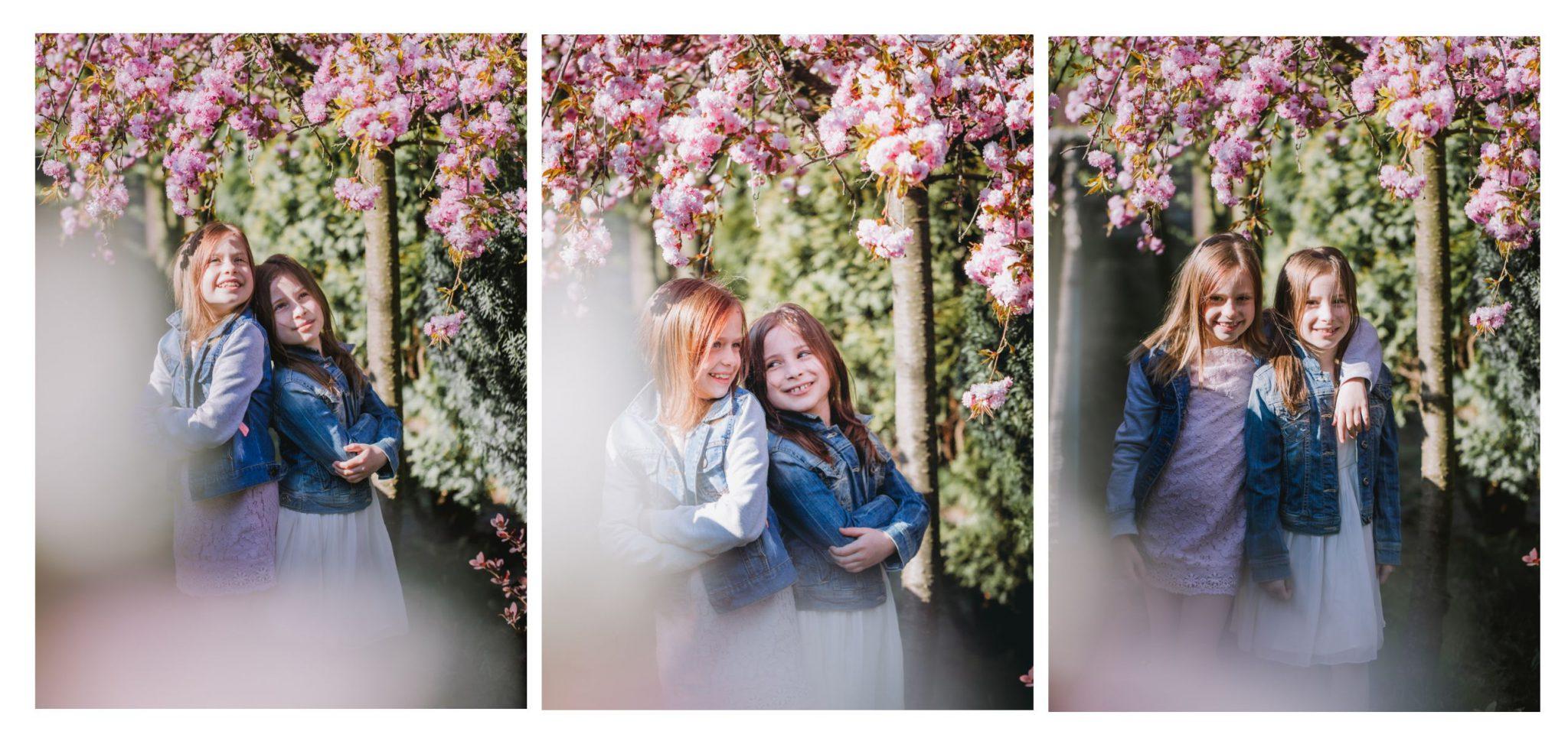 Wiosenna sesja dzieciecia Kraków