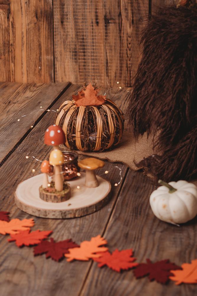 mini sesja jesienna sesja roczkowa kraków