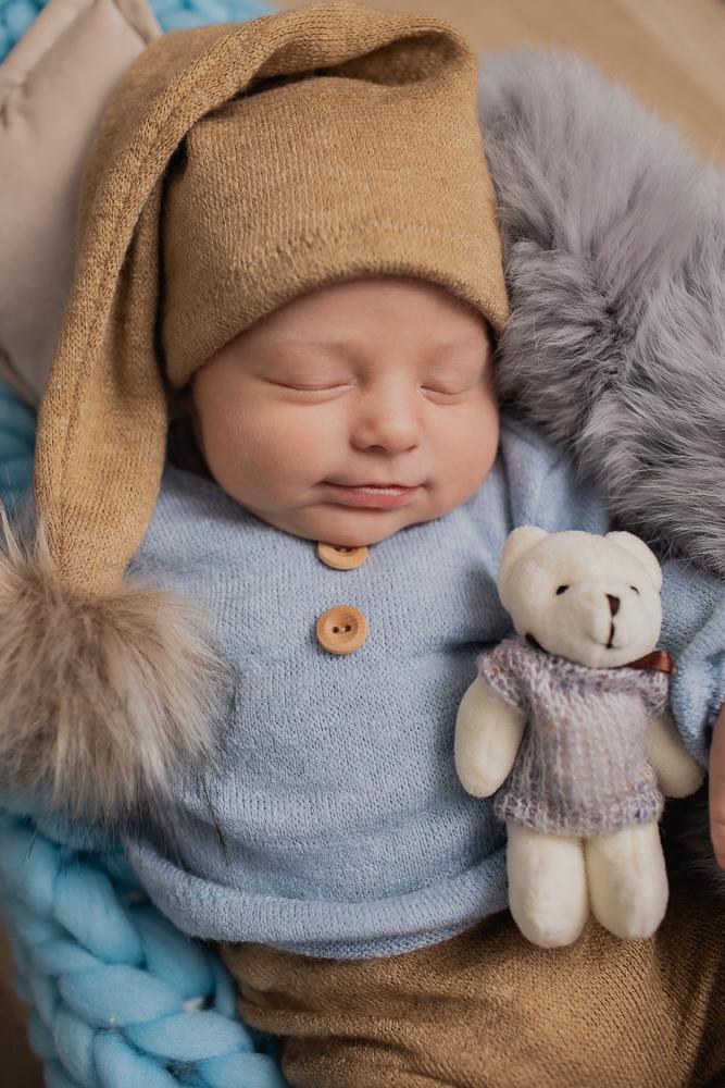 sesja noworodkowa lifestyle kraków wieliczka