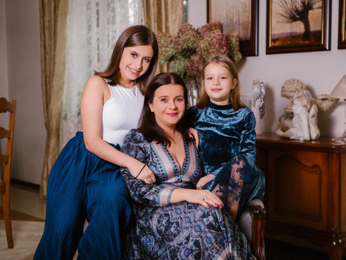 Sesja rodzinna – Renata